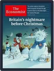 The Economist Continental Europe Edition (Digital) Subscription December 7th, 2019 Issue