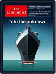 The Economist Continental Europe Edition (Digital) Subscription February 1st, 2020 Issue