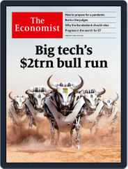 The Economist Continental Europe Edition (Digital) Subscription February 22nd, 2020 Issue