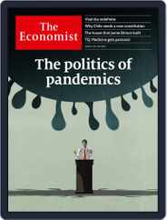 The Economist Continental Europe Edition (Digital) Subscription March 14th, 2020 Issue