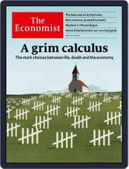 The Economist Continental Europe Edition (Digital) Subscription April 4th, 2020 Issue
