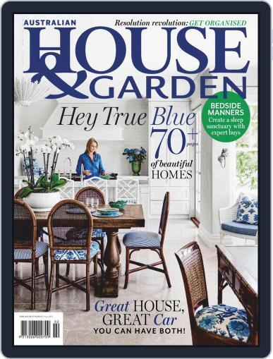 Australian House & Garden February 1st, 2020 Digital Back Issue Cover