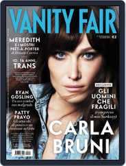 Vanity Fair Italia (Digital) Subscription April 3rd, 2013 Issue