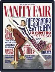 Vanity Fair Italia (Digital) Subscription April 17th, 2019 Issue