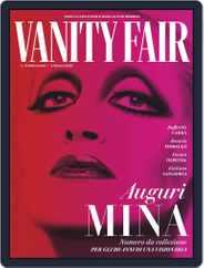 Vanity Fair Italia (Digital) Subscription March 4th, 2020 Issue