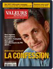 Valeurs Actuelles (Digital) Subscription August 6th, 2015 Issue