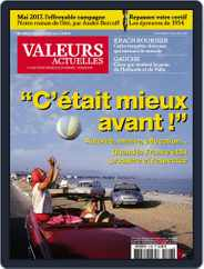 Valeurs Actuelles (Digital) Subscription August 19th, 2015 Issue