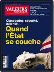 Valeurs Actuelles (Digital) Subscription September 9th, 2015 Issue