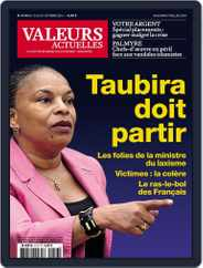 Valeurs Actuelles (Digital) Subscription September 15th, 2015 Issue