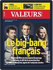 Valeurs Actuelles (Digital) Subscription June 6th, 2019 Issue