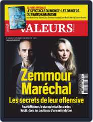 Valeurs Actuelles (Digital) Subscription September 26th, 2019 Issue
