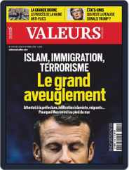 Valeurs Actuelles (Digital) Subscription October 10th, 2019 Issue