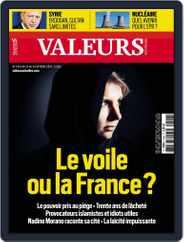 Valeurs Actuelles (Digital) Subscription October 24th, 2019 Issue