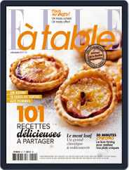 ELLE à Table (Digital) Subscription September 3rd, 2013 Issue