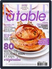 ELLE à Table (Digital) Subscription January 8th, 2014 Issue