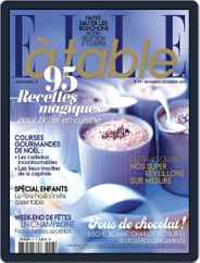 ELLE à Table (Digital) Subscription November 11th, 2014 Issue
