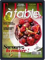ELLE à Table (Digital) Subscription September 1st, 2016 Issue
