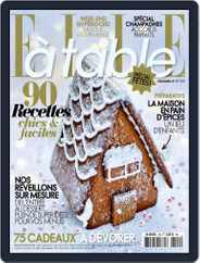 ELLE à Table (Digital) Subscription November 1st, 2016 Issue