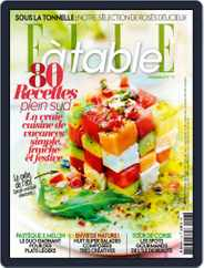 ELLE à Table (Digital) Subscription July 1st, 2017 Issue