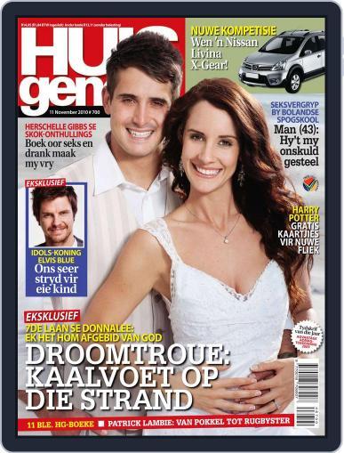 Huisgenoot (Digital) November 4th, 2010 Issue Cover
