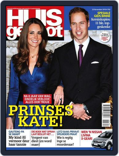 Huisgenoot (Digital) November 18th, 2010 Issue Cover