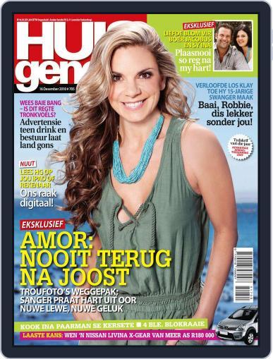 Huisgenoot (Digital) December 9th, 2010 Issue Cover