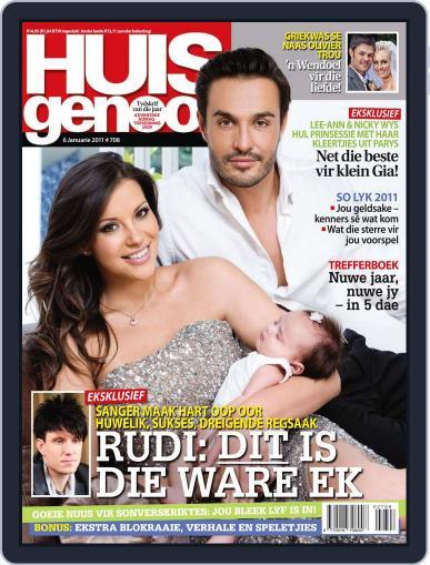 Huisgenoot (Digital) December 31st, 2010 Issue Cover
