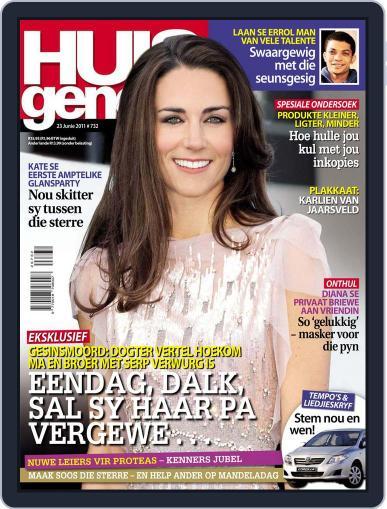 Huisgenoot (Digital) June 16th, 2011 Issue Cover