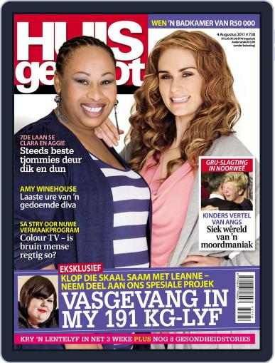 Huisgenoot (Digital) July 28th, 2011 Issue Cover