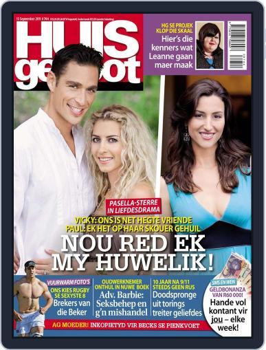 Huisgenoot (Digital) September 8th, 2011 Issue Cover