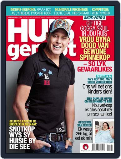 Huisgenoot (Digital) April 5th, 2012 Issue Cover