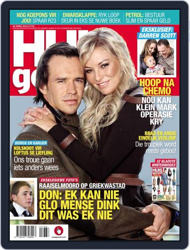 Huisgenoot (Digital) April 19th, 2012 Issue Cover