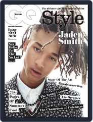 GQ Style United Kingdom (Digital) Subscription March 17th, 2016 Issue
