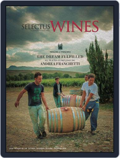 Selectus Wines (Digital) October 1st, 2016 Issue Cover