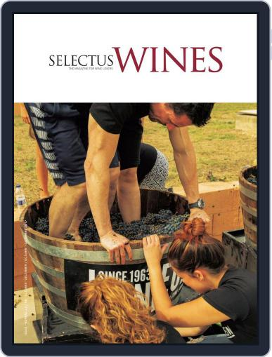Selectus Wines (Digital) October 1st, 2017 Issue Cover