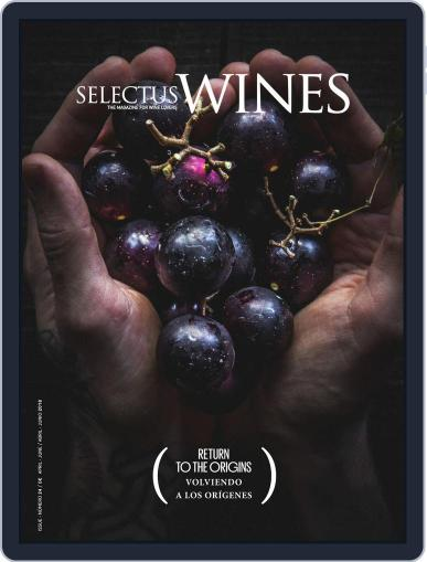 Selectus Wines (Digital) April 1st, 2018 Issue Cover
