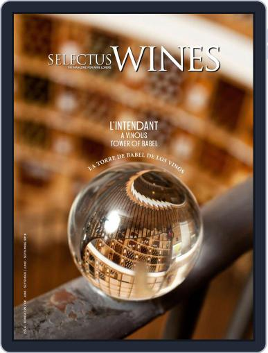 Selectus Wines (Digital) July 1st, 2018 Issue Cover