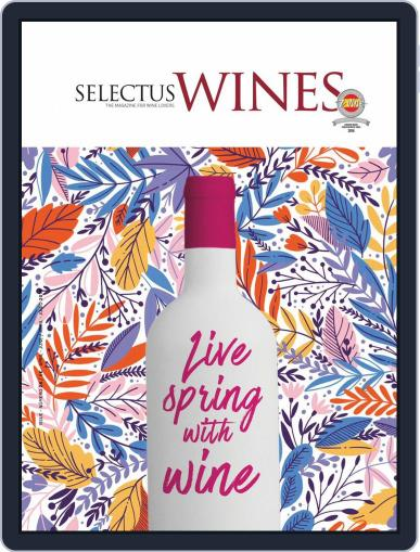 Selectus Wines (Digital) April 1st, 2019 Issue Cover