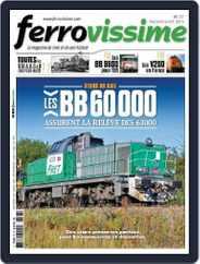 Ferrovissime (Digital) Subscription September 1st, 2015 Issue