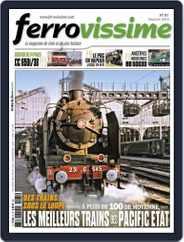 Ferrovissime (Digital) Subscription April 20th, 2016 Issue