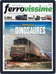 Ferrovissime (Digital) Subscription November 1st, 2016 Issue