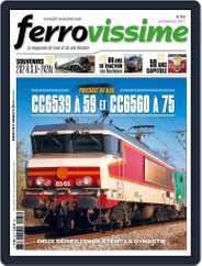 Ferrovissime (Digital) Subscription July 1st, 2017 Issue