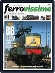 Ferrovissime (Digital) Subscription September 1st, 2017 Issue