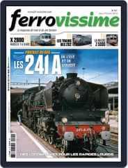 Ferrovissime (Digital) Subscription January 1st, 2018 Issue