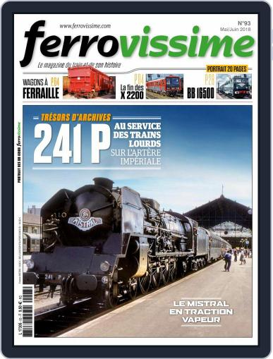 Ferrovissime May 1st, 2018 Digital Back Issue Cover