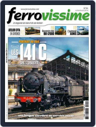 Ferrovissime July 1st, 2018 Digital Back Issue Cover