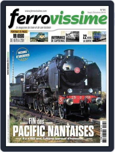 Ferrovissime September 1st, 2018 Digital Back Issue Cover