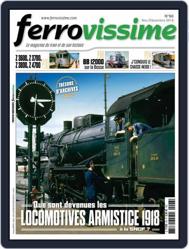 Ferrovissime November 1st, 2018 Digital Back Issue Cover