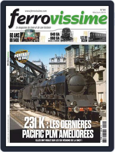 Ferrovissime May 1st, 2019 Digital Back Issue Cover