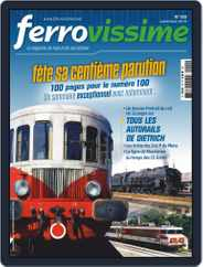 Ferrovissime (Digital) Subscription July 1st, 2019 Issue
